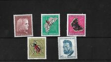 SWITZERLAND SGJ147/51, 1953 PRO JUVENTUTE MNH SET, CAT £12