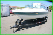 (C) 1998 Sunbird Coral 19' Ski and Fishing Boat w/ Tow Trailer NO RESERVE