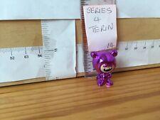 #14 Rare Terin Purple Series4 Gogos Crazy Bones, Single Figure