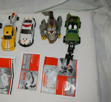 Transformers Classics Lot Bumblebee Hound Ravage Grimlock Prowl