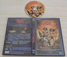 RARE DVD PAL FILM THOR LE GUERRIER CONRAD NICHOLS ZONE 2 EN FRANCAIS
