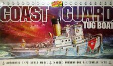 Lindberg 1/72 Coast Guard Tug Boat Hl228