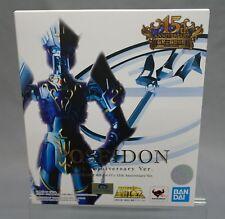 Saint Seiya Myth Cloth Emperor Poseidon 15th Anniversary Ver. Bandai Spirits NEW