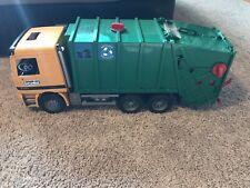 Bruder garbage truck