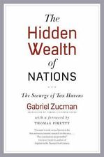 THE HIDDEN WEALTH OF NATIONS - ZUCMAN, GABRIEL/ FAGAN, TERESA LAVENDER (TRN)/ PI