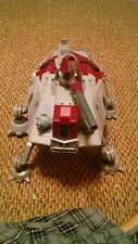 """Star Wars AT-TE TANK 3.75"""" for Clone Wars Toy Vehicle 2008 Lucas Films Awesome"""