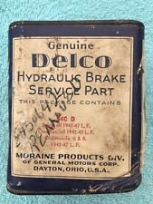 1942 1946 1947 Buick Cadillac Oldsmobile NOS Delco UNOPENED LF Wheel Cylinder