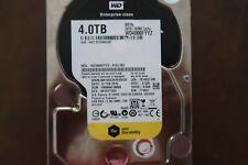 """Western Digital WD4000FYYZ-01UL1B2 DCM:HBNNNTJMBB 4.0TB 3.5"""" Sata Hard Drive"""
