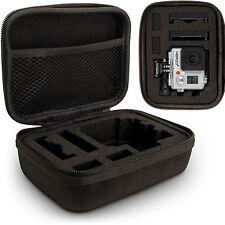 Negro EVA Rígida Funda Carcasa para GoPro Hero5 4 3+ 3 2 1 Cubierta Case Cover