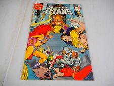 1985 DC The New Teen Titans #8 Comic