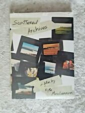 Scattered Archives: A Film By Kyle MacLennan DVD VIDEO MOVIE Longboard Surfing