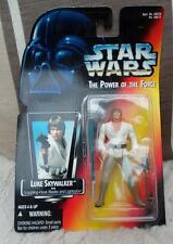 KENNER TOYS STAR WARS LUKE  grappling  Orange Power of force  figures 1995