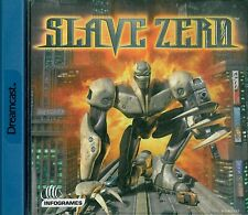 Slave Zero SEGA Dreamcast 11+ Action Game