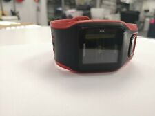 TomTom Multi Sport Cardio GPS Watch & Training Partner - Red / Black