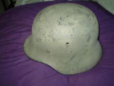 Ww2 German M-40 Werhmacht Army Helmet Complete