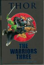 Thor: The Warriors Three TPB Lot 1ST Printing NM