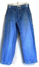 Vintage Gasoline Ralph Nakash Womens Jeans Size 11/12 Medium Wash