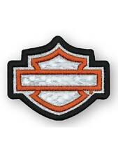 Harley-Davidson Patch / Aufnäher Emblem blank B&s Reflective EM1144381