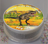 "Novelty Personalised Dinosaur T-Rex  7.5"" Edible Icing Cake Topper birthday"