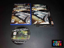 JUEGO NEED FOR SPEED MOST WANTED (PAL ESP)  PLAYSTATION 2  PS2 PS3