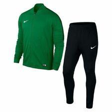 Nike Boys Kids Tracksuit Full Zip Football Tracksuits Junior Bottoms Sports Tops
