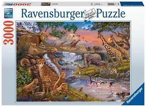 Ravensburger - Animal Kingdom 3000pc - Jigsaw Puzzle