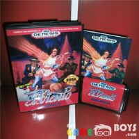 El Viento Game Cartridge for SEGA Genesis Complete with Box & Manual USA Version