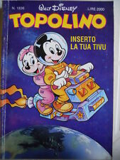 Topolino n°1836 [G.276] - BUONO –