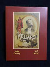 Kellar's Wonders book by Mike Caveney, Bill Miesel