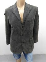 Giacca CAMEL ACTIVE Uomo taglia size 54 jacket man cotone maglia originale p5339