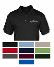 Fiat 124 Sport Spider Convertible 1966 - 73 Polo Shirt - Multiple Colors & Sizes