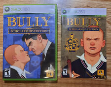 Bully Scholarship Edition - Xbox 360 - Case & Manual Only - No Game