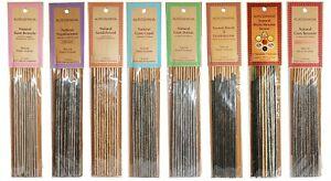 AUROSHIKHA Agarbathies 100% Organic Natural Resin On Incense Sticks, Joss Sticks