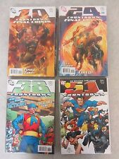 Countdown to Final Crisis #51-1 ~2007~ 6 Search for Ray Palmer Comics Lot of 57