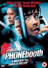 PHONE BOOTH - DVD - REGION 2 UK