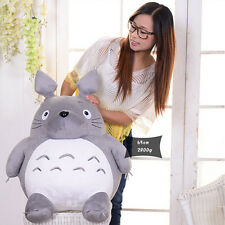 65cm Big Totoro Plush Toy Hobbies Soft Stuffed Animal Giant Grey Anime Doll Gift