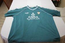 "Camiseta Futbol VINTAGE SELECCION GALLEGA Galega ""A Irmandiña"" PUMA XL Dorsal 15"