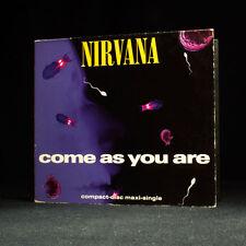 Nirvana - Vienen Como Que Es - cd de música EP