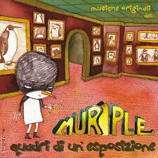 MURPLE Quadri di un'esposizione CD italian prog