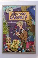 ALCEISTER CROWLEY - carte blanche n°10 - COSSU - EO