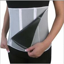 Remedy Adjustable Slimming Exercise Belt By Using The Body's Natural Heat