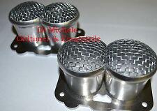 1-4 Stk 32,35 PHH Aluminium Ansaugtrichter 32 DCOF,32 DHLB Weber Vergaser