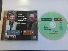 Jeff Barnhart - Mr. Gentle and Mr. Hot (2005) CD