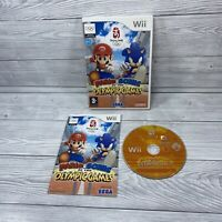 Mario & Sonic at The Olympic Games (Wii, 2007) Nintendo