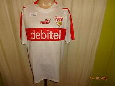 "VfB Stuttgart Original Puma Heim Trikot 2003/04 ""debitel"" Gr.XL"