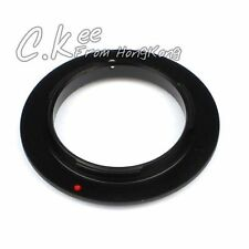 46mm Lens to Micro Four Thirds m4/3 Macro Reversing Adapter Ring
