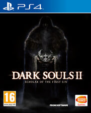Dark Souls 2 Scholar Of The First Sin PS4 Playstation 4 IT IMPORT NAMCO