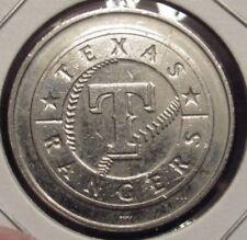 Vintage Texas Rangers Baseball / Coca-Cola Token - TX Tex. #1
