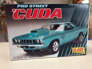 Johan S-1001 Pro Street 'Cuda model kit