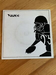 """Yazoo - Only You  (7"""" Vinyl) Record"""